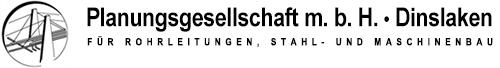 Planungsgesellschaft m.b.H. Dinslaken - Logo